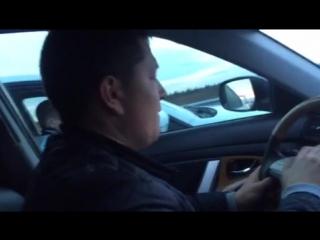 Toyota Сamry 3.5 vs Subaru Legacy B4 STI (свап) г. Салехард