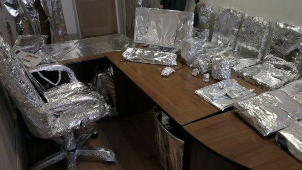 Как украсить кабинет коллеги на день рождения