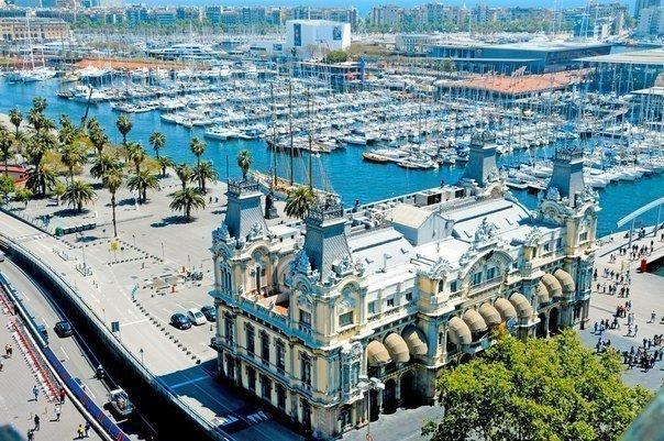 Порт Велл, Барселона, Испания