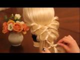 Причёска на резинках - Русалка