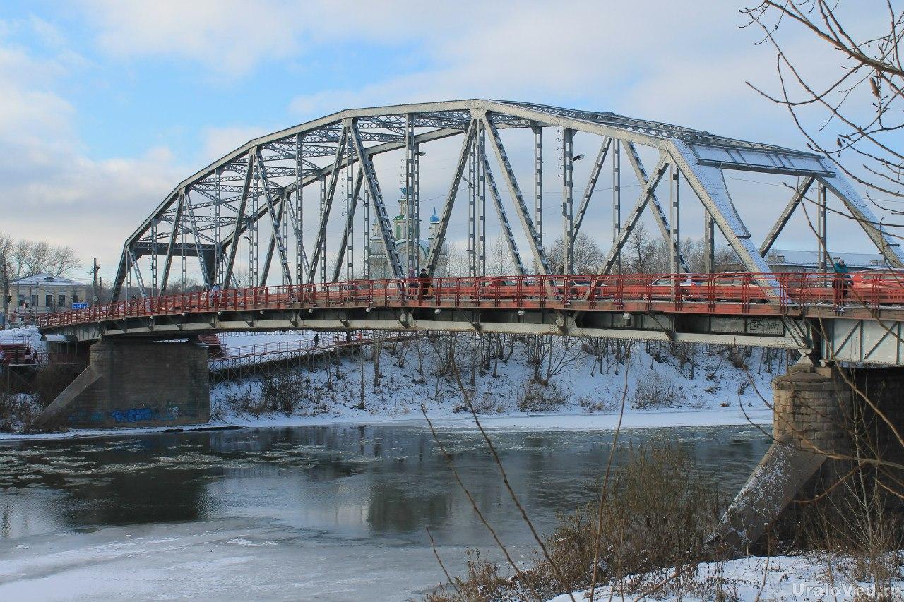 Мост через Сылву