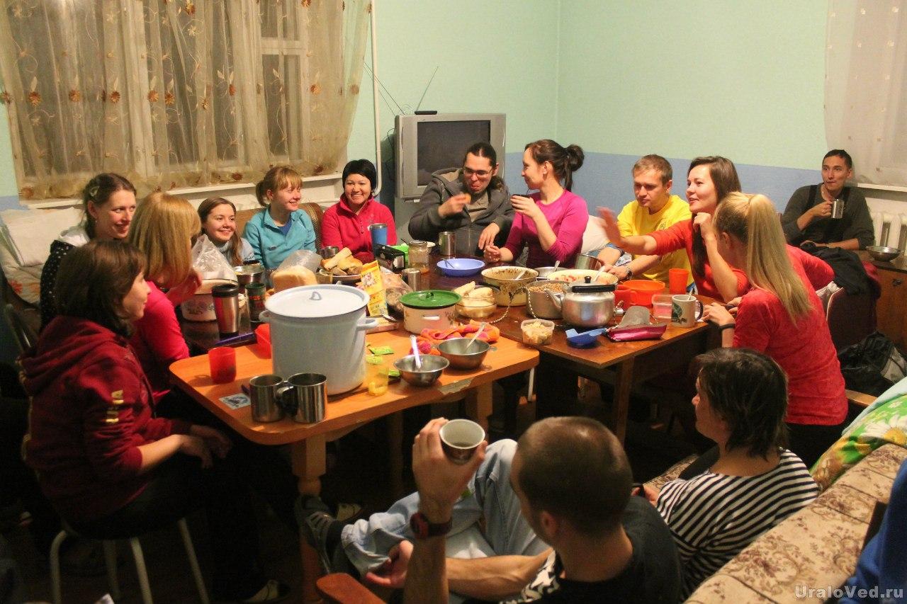 Вечер в Кунгуре
