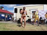 The Рынок feat. Юрец Огурец - Я буду долго гнать велосипед (Вело Пробег Европа Плюс Полоцк 2015)