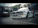 Carlos Sainz Lancia Delta HF Integrale ´93 - with pure engine sounds (WRC Tour de Corse 1993)