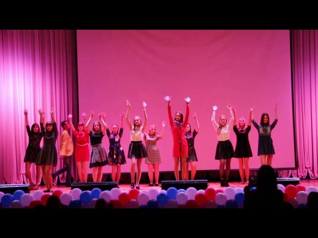 Девушки, я не танцую