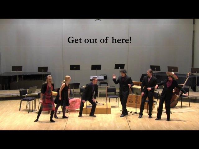 Orlando di Lasso: Chi chi li chi (performed by the EVCH)