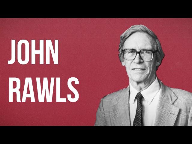 POLITICAL THEORY - John Rawls