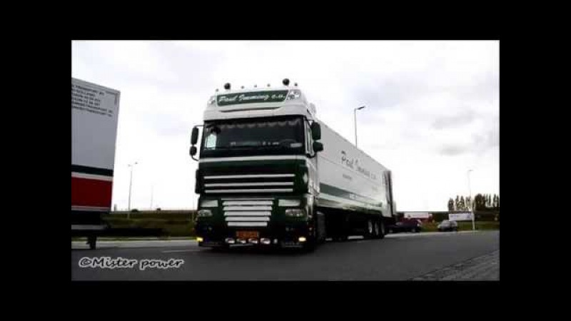 Paul Imming c.v. DAF XF 105.460 sound