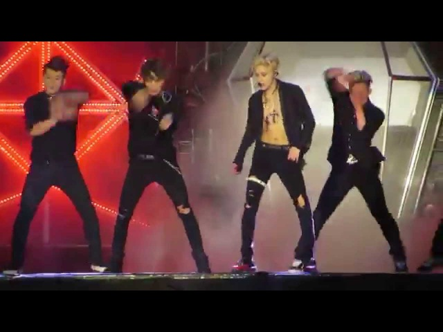150321 SMTOWN TAIWAN Taemin (ft. KAI (EXO) ) - Pretty Boy