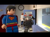 LEGO® DC Comics Super Heroes - Superman at the Dry Cleaners