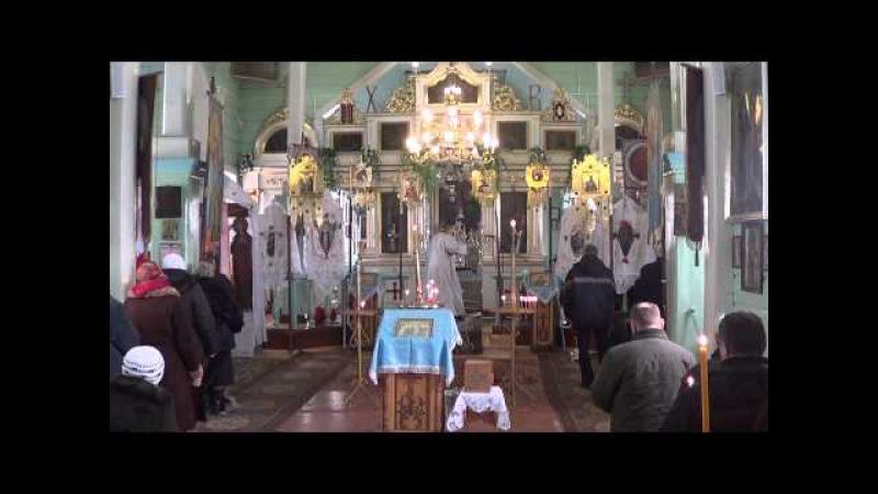 TVG-9 Święto Spotkania Pańskiego w Cerkwii w Zubaczach