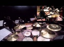 Whiplash Drum Cover (GoPro HD Camera View)