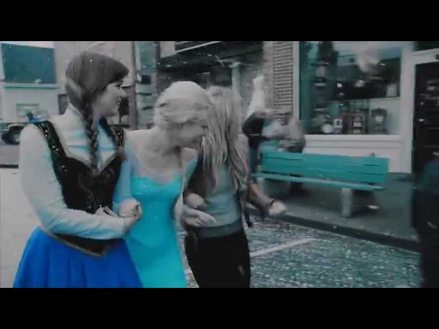 OUAT anna and elsa - I'll find you