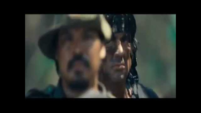 Rambo meets Bolt Thrower
