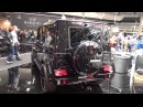 4k Brabus 700 G63 Geländewagen at Top Marques Monaco 2015