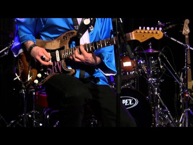SRV Tribute Blues Band - Little Wing - 17 mai 2014, Petit Impérial de Québec