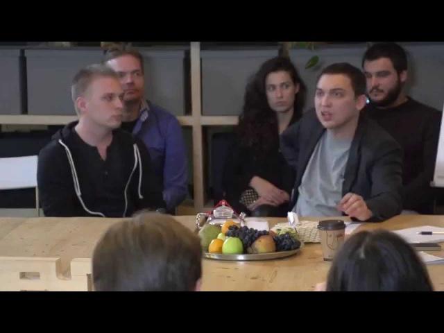 Бизнес Молодость БМ о веб студиях и стартапах Петр Осипов разбирает цели участников