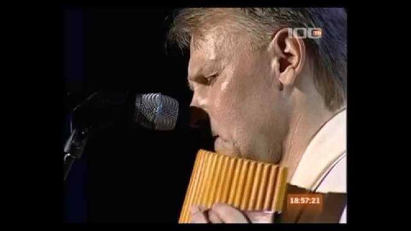 Олег Минаков Флейта Пана Panflute Тихая музыка