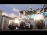 Мультфильм - Лего сити полицейские истории - мультфильмы для детей