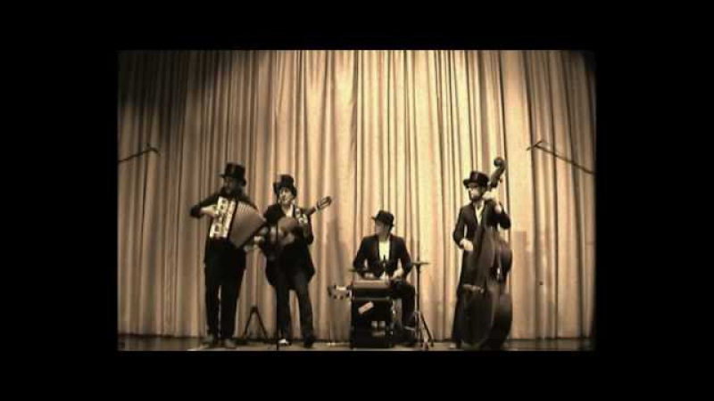 Seven Nation Army Swing Version Musik For The Kitchen