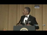 Obama Jokes About Jay-Z At The White House Correspondents Dinner