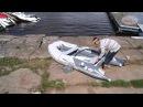 Сборка ПВХ лодки Badger Fishing Line AirDeck