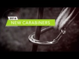 New 2016 Carabiners from CAMP, Grivel, Mad Rock, &amp Mammut
