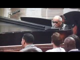Cecil Taylor Piano at Ornette Coleman Memorial