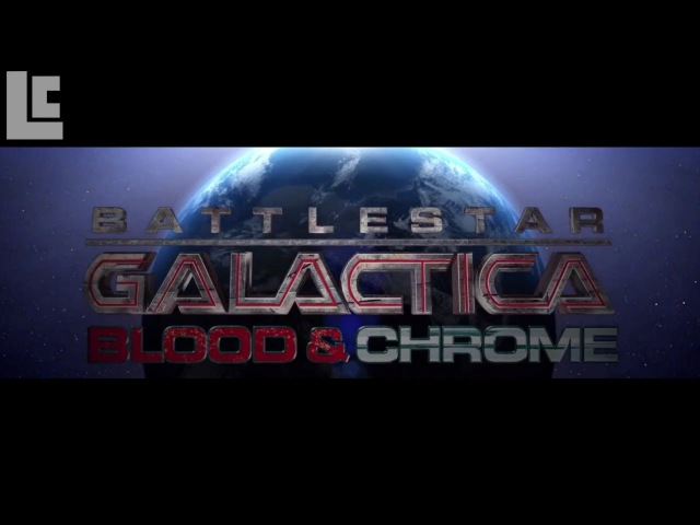 LevelCap Loves Battlestar Galactica Blood and Chrome