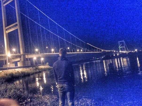 Вот Такой У Нас Мост В Семске