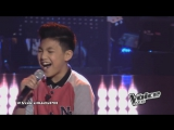 The Voice Kids Philippines Blind Audition Domino by Darren