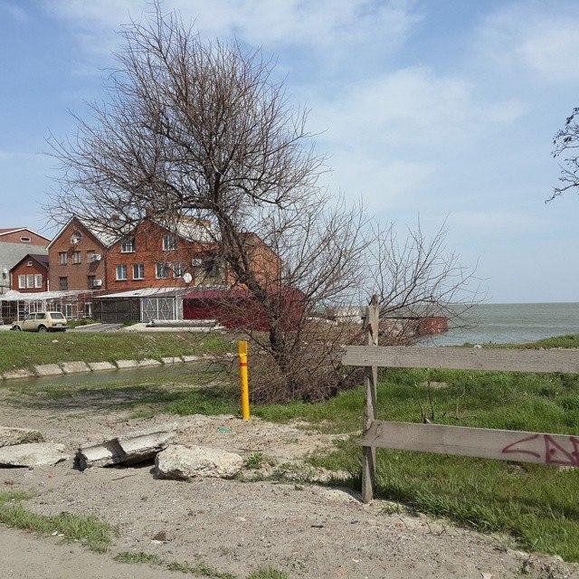МЧС предупреждает о ветровом нагоне и возможном подтоплении прибрежных территорий Таганрога