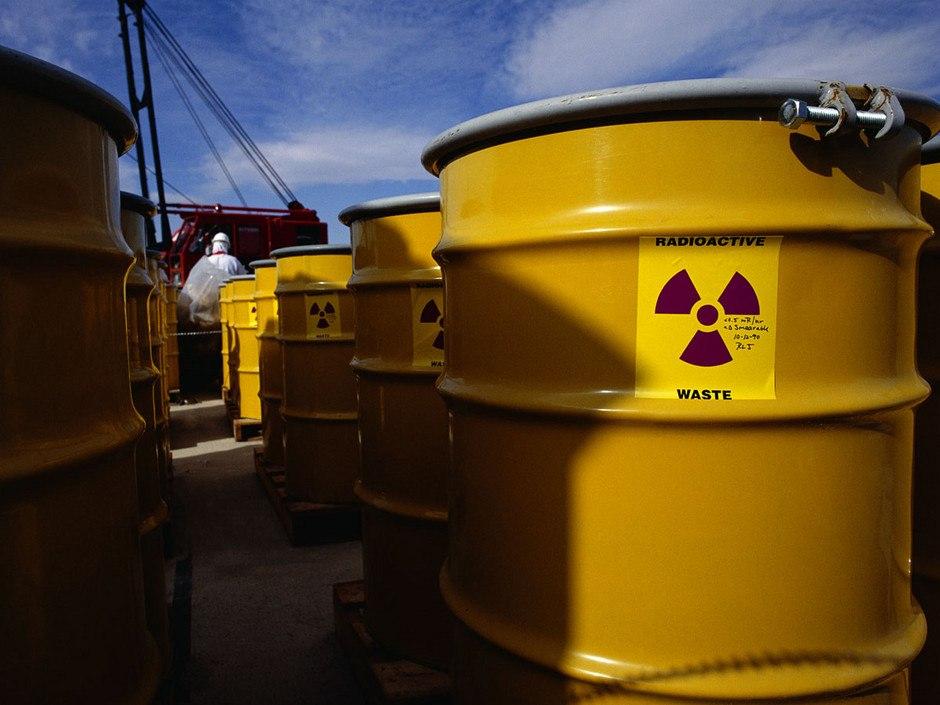 Будет наземное хранилище радиоактивных отходов в 75 км от Таганрога или нет, будет решено в ближайшие месяцы
