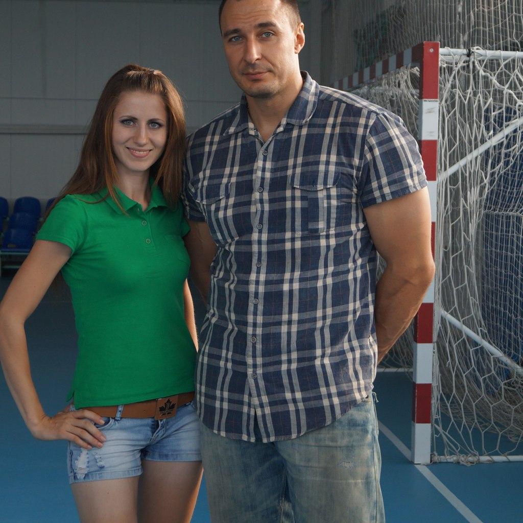 Kristinka Bogomazova and Alexey Voevoda │ Photo Source: Kristinka Bogomazova