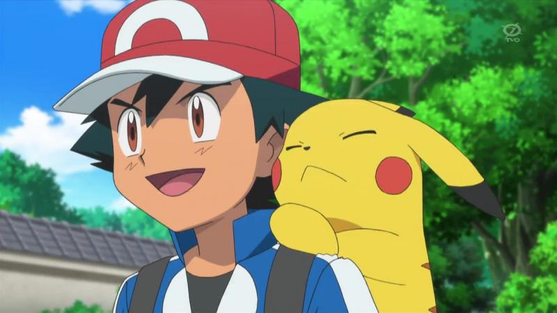 Pokemon XY 84 episode (Preview) \ Покемоны 18 сезон 35 серия (Превью)