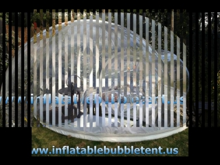 Inflatable Bubble Tent for sale | inflatablebubbletent.us
