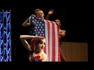 Dance moms - Group dance - Free the People - Abby Lee Dance Company