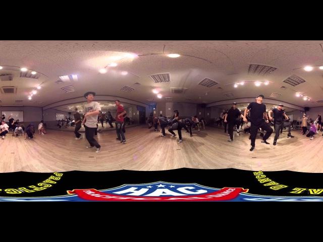 [360 VR] 서울호서예술전문학교(HAC) 실용무용학부 댄스(Dance) Teaser