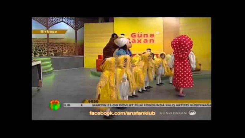 Günə Baxan 07.01.2014 Maşa və Ayı (ANS-Fan Klub)