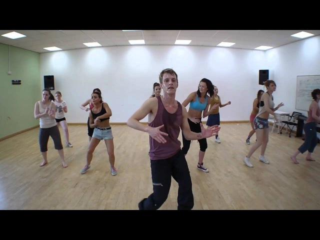 Zumba Latin Dance Aerobic Workout Групповая тренировка Зумбы