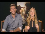 On the Screen with Scott Eastwood and Britt Robertson, The Longest Ride