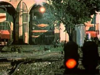 Поезд вне расписания 1985г