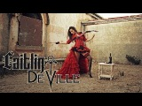 My Dark Valentine - Rock &amp Metal Violin Covers Medley  Caitlin De Ville