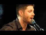 Jensen Ackles Singing Sweet Home Alabama for Jared &amp JIBCon