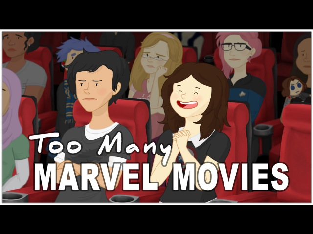 Fangirls Too Many Marvel Movies