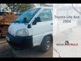 Обзор грузовика Toyota Lite Ace 2004 года