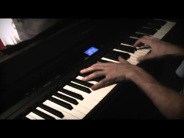 Vladimir Cosma - Musique De Film Les fugitifs, Theme de jeanne (piano cover)