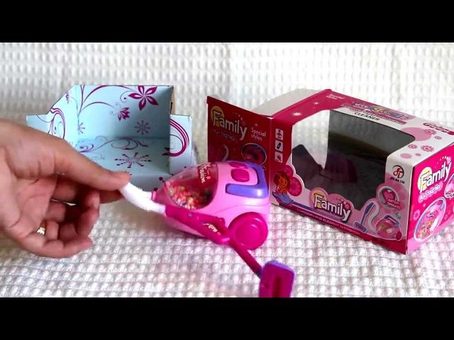 Children's toy Hoover (cleaner) - Детская игрушка Пылесос