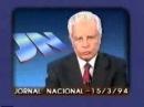 Direito de resposta concedido pela Globo a Leonel Brizola
