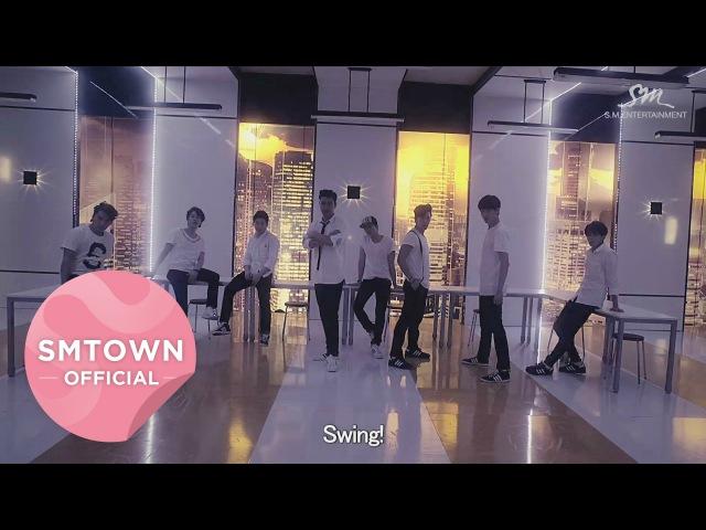 Super Junior-M_SWING_Music Video (CHN ver.)